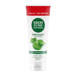 Krem do rąk 100ml +25% aloes 210311