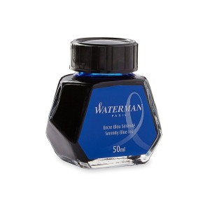 Atrament WATERMAN niebieski FLORIDA S0110720