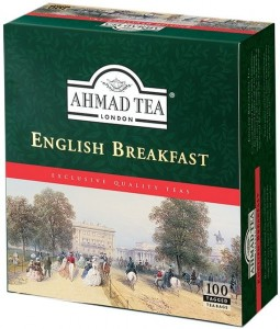 Herbata AHMAD ENGLISH BREAKFAST 100t*2g zawieszka