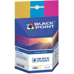 Tusz BLACKPOINT BROTHER MULTIPACK (CMYK) BPBLC1100/980CMYK